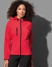 Softest Shell Hooded Jacket Women