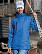 Womens 3-in-1 Journey Jacket with Soft Shell inner