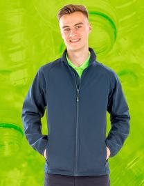 Men´s Recycled 2-Layer Printable Softshell Jacket