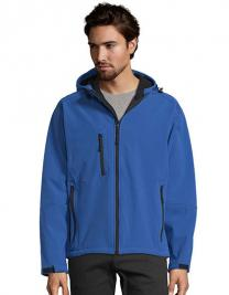 Men´s Hooded Softshell Jacket Replay
