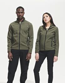 Men´s Softshell Zip Jacket Race